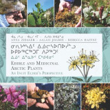 Omslag - Edible and Medicinal Arctic Plants