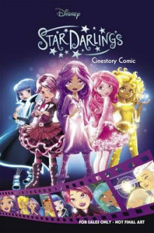 Disney Star Darlings Cinestory Comic av Disney (Heftet)