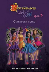 Omslag - Disney Descendants: Volume 3