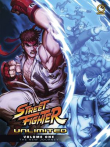Street Fighter Unlimited: The New Journey Volume 1 av Jim Zub, Ken Siu-Chong og Adam Warren (Innbundet)