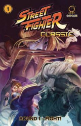 Omslag - Street Fighter Classic Volume 1