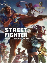 Omslag - Street Fighter World Warrior Encyclopedia - Arcade Edition HC