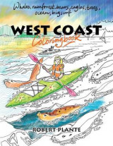 Omslag - West Coast Coloring Book