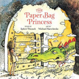 Omslag - Paper Bag Princess Unabridged