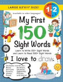My First 150 Sight Words Workbook av Lauren Dick (Heftet)