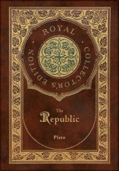 The Republic (Royal Collector's Edition) (Case Laminate Hardcover with Jacket) av Plato (Innbundet)