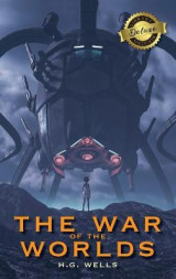 Omslag - The War of the Worlds (Deluxe Library Binding)
