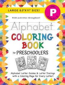 Alphabet Coloring Book for Preschoolers av Lauren Dick (Heftet)