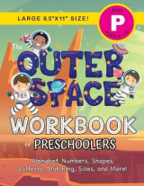 Omslag - The Outer Space Workbook for Preschoolers