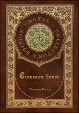 Omslag - Common Sense (Royal Collector's Edition) (Case Laminate Hardcover with Jacket)