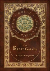 The Great Gatsby (Royal Collector's Edition) (Case Laminate Hardcover with Jacket) av F Scott Fitzgerald (Innbundet)