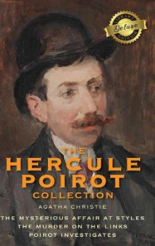The Hercule Poirot Collection (Deluxe Library Binding) av Agatha Christie (Innbundet)