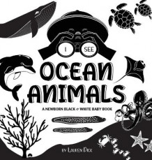 I See Ocean Animals av Lauren Dick (Innbundet)