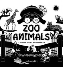 I See Zoo Animals av Lauren Dick (Innbundet)