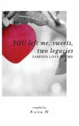 Omslag - You Left Me, Sweets, Two Legacies