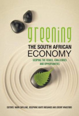 Omslag - Greening the South African Economy