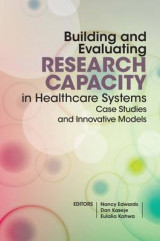 Omslag - Building and Evaluating Research Capacity in Healthcase Systems