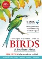 The Sasol larger illustrated guide to birds of Southern Africa av Ian Sinclair, Phil Hockey, Warwick Tarboton og Peter Ryan (Heftet)