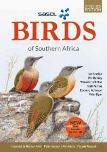 SASOL Birds of Southern Africa av Ian Sinclair og Phil Hockey (Heftet)