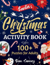 Omslag - Santa's Christmas Activity Book