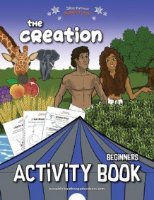 The Creation Activity Book av Pip Reid (Heftet)