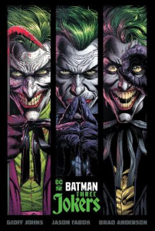 Batman: Three Jokers av Geoff Johns (Innbundet)