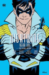 Omslag - Nightwing: Year One Deluxe Edition