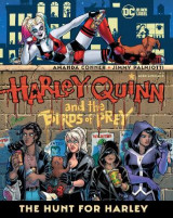 Omslag - Harley Quinn and the Birds of Prey: The Hunt for Harley