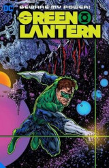 Omslag - The Green Lantern Season Two Volume 1