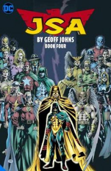 JSA by Geoff Johns Book Four av Geoff Johns (Heftet)