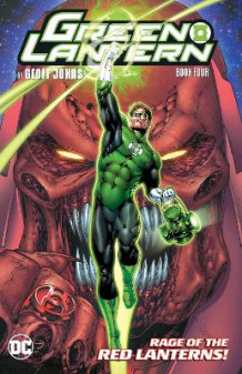 Green Lantern by Geoff Johns Book Four av Geoff Johns (Heftet)