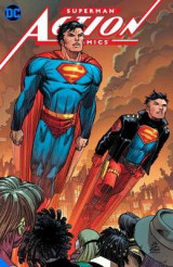Omslag - Superman: Action Comics Vol. 4: Metropolis Burning