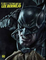 Omslag - DC Comics: The Art of Lee Bermejo