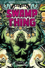 Omslag - Swamp Thing: The New 52 Omnibus