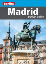 Omslag - Berlitz: Madrid Pocket Guide