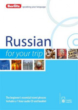 Omslag - Berlitz Language: Russian for Your Trip