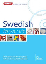 Omslag - Berlitz Language: Swedish for Your Trip