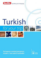 Omslag - Berlitz Language: Turkish for Your Trip