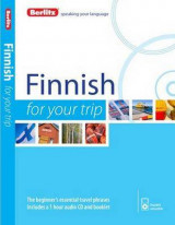 Omslag - Berlitz Language: Finnish for Your Trip