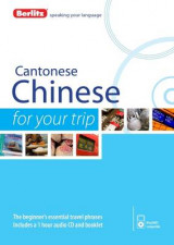Omslag - Berlitz Language: Cantonese for Your Trip