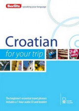 Omslag - Berlitz Language: Croatian for Your Trip