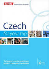 Omslag - Berlitz Language: Czech for Your Trip