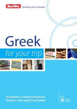 Omslag - Berlitz Language: Greek for Your Trip
