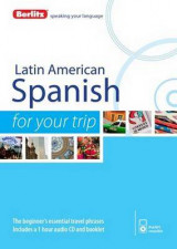 Omslag - Berlitz Language: Latin American Spanish for Your Trip