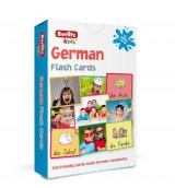 Omslag - Berlitz Language: Flash Cards German