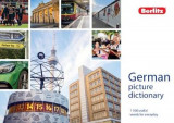 Omslag - Berlitz Picture Dictionary German