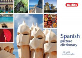 Omslag - Berlitz Picture Dictionary Spanish