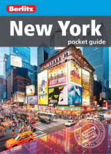 Omslag - Berlitz: New York City Pocket Guide