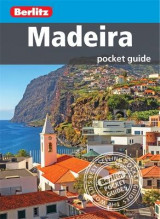Omslag - Berlitz Pocket Guide Madeira