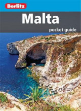 Omslag - Berlitz Pocket Guide Malta